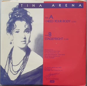 Tina Arena - I Need Your Body
