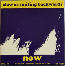 Load image into Gallery viewer, Clowns Smiling Backwards - Sad