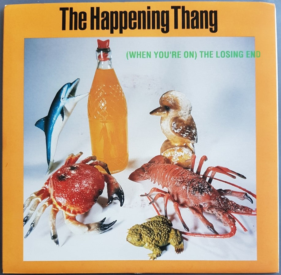 The Happening Thing - (When You're On) The Losing End