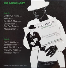 Load image into Gallery viewer, Andy Kentler  - No Love Lost