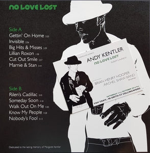 Andy Kentler  - No Love Lost