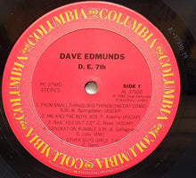 Load image into Gallery viewer, Dave Edmunds  - D. E. 7th