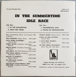 Idle Race - In The Summertime