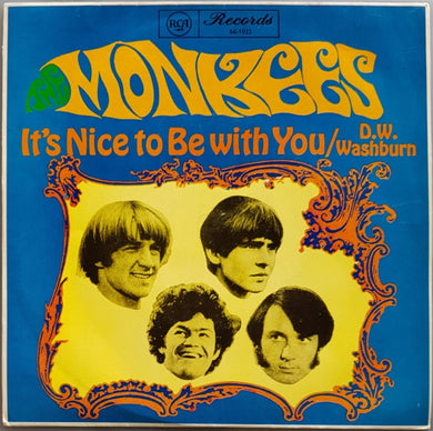 Monkees - It's Nice To Be With You