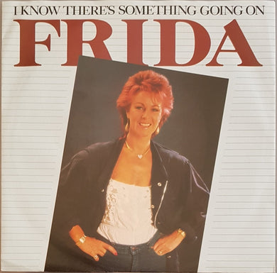 ABBA (Frida) - I Know There's Something Going On