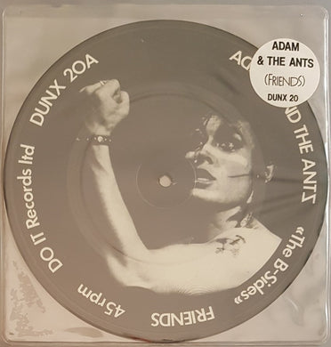 Adam & The Ants - The B-Sides (Friends)