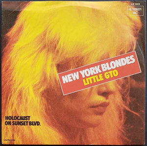 Blondie (New York Blondes) - Little GTO