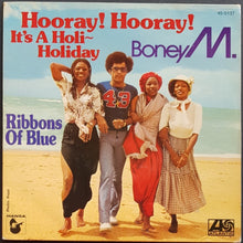 Load image into Gallery viewer, Boney M - Hooray! Hooray! It's A Holi-Holiday