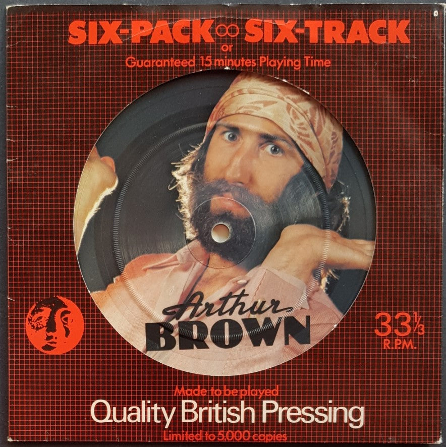 Brown, Arthur - Six-Pack Six-Track
