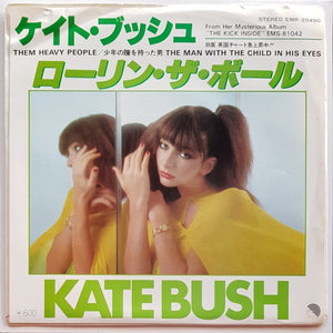 Kate Bush - Them Heavy People