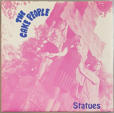 Cake People - Statues