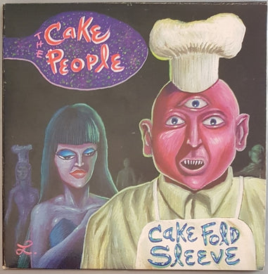 Cake People - Cake Fold Sleeve