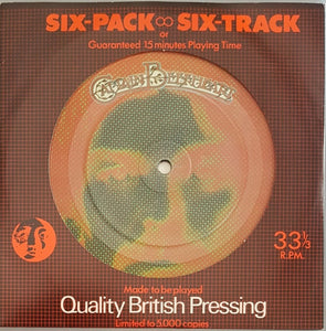 Captain Beefheart - Six-Pack Six-Track