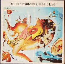 Load image into Gallery viewer, Dire Straits  - Alchemy - Dire Straits Live