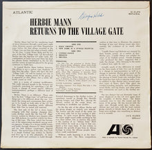 Load image into Gallery viewer, Mann, Herbie  - Herbie Mann Returns To The Village Gate