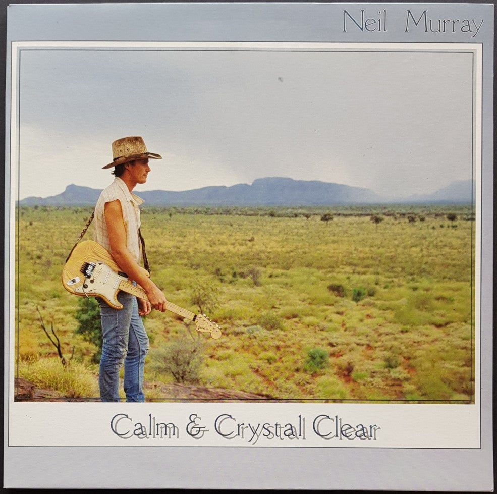 Warumpi Band (Neil Murray) - Calm & Crystal Clear