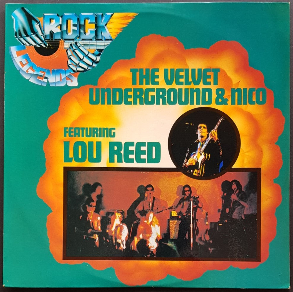 Velvet Underground  - Rock Legends