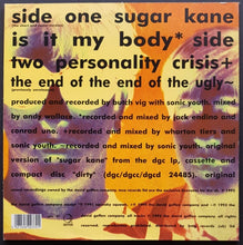 Load image into Gallery viewer, Sonic Youth  - Sugar Kane