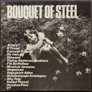 V/A  - Bouquet Of Steel