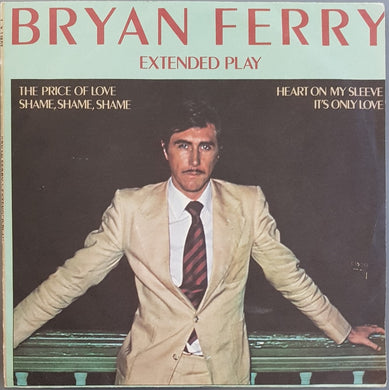 Bryan Ferry - The Price Of Love