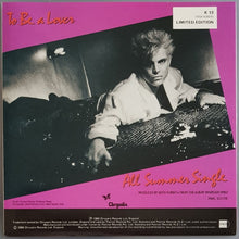 Load image into Gallery viewer, Billy Idol - To Be A Lover