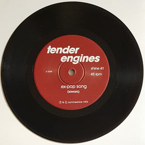 Tender Engines  - Ex-pop Song