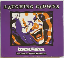 Load image into Gallery viewer, Laughing Clowns  - Cruel, But Fair: The Complete Clowns Recordings