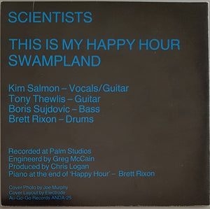 Scientists  - This Is My Happy Hour