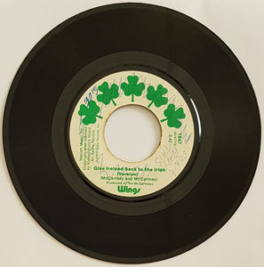 Beatles (Wings) - Give Ireland Back To The Irish