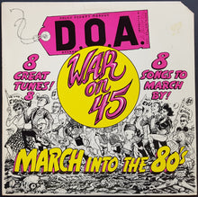 Load image into Gallery viewer, D.O.A  - War On 45