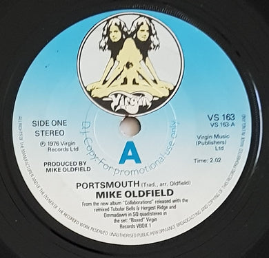 Mike Oldfield - Portsmouth
