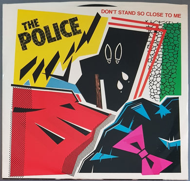 Police - Don't Stand So Close To Me