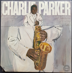 Parker, Charlie - Bird With Strings