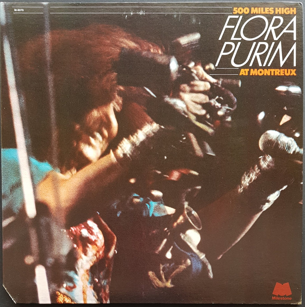 Flora Purim - 500 Miles High At Montreux