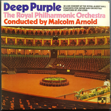 Deep Purple - In Live Concert At The Royal Albert Hall