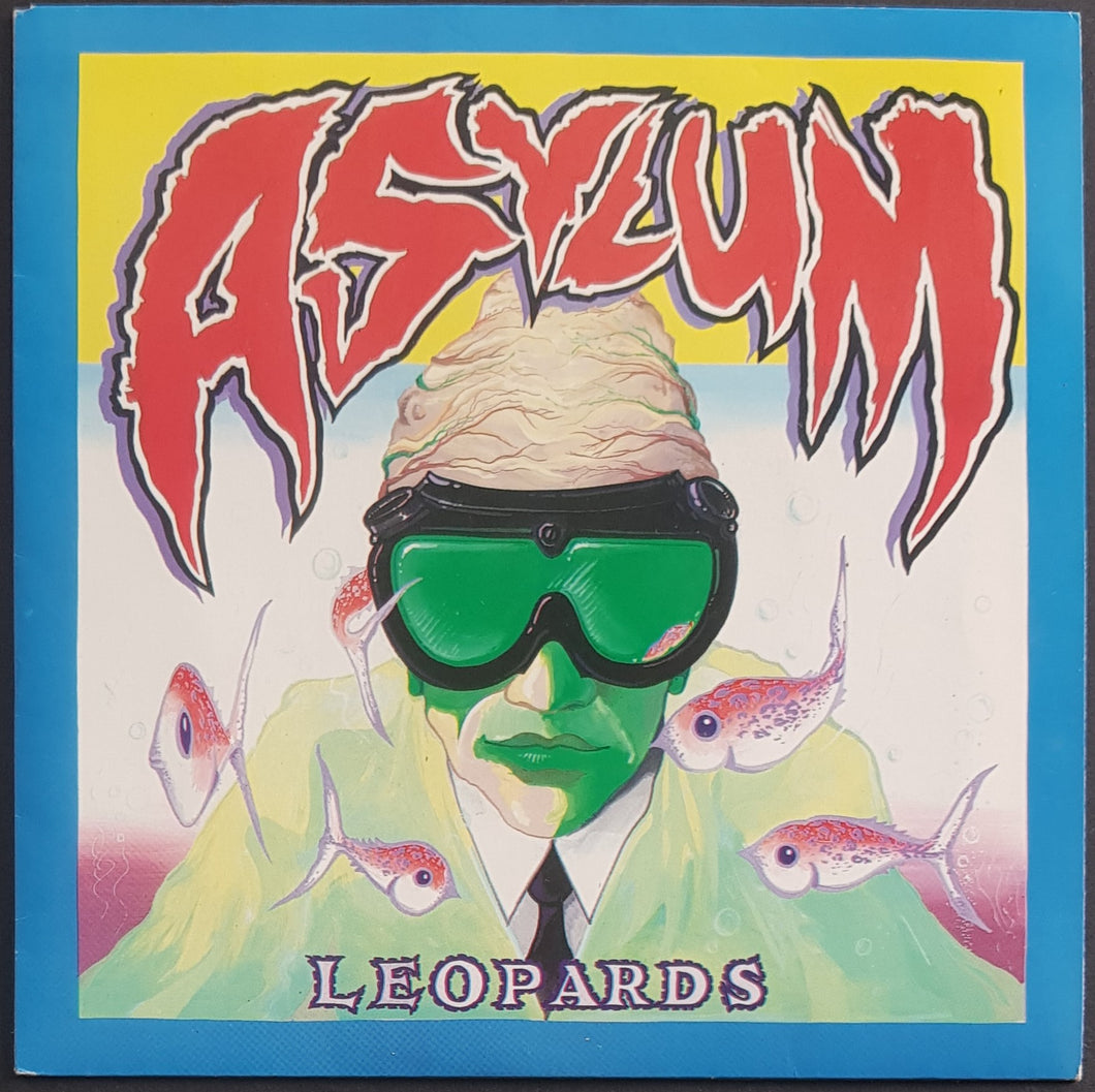 Asylum - Leopards