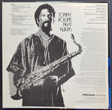 Load image into Gallery viewer, Rollins, Sonny - Sonny Rollins' Next Album