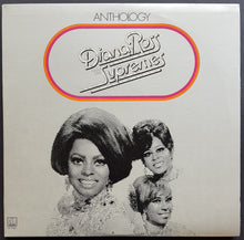Load image into Gallery viewer, Diana Ross & The Supremes - Anthology