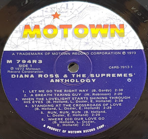 Diana Ross & The Supremes - Anthology