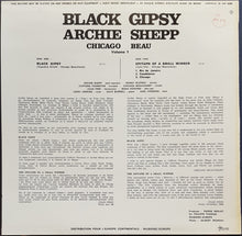 Load image into Gallery viewer, Archie Shepp - Black Gipsy