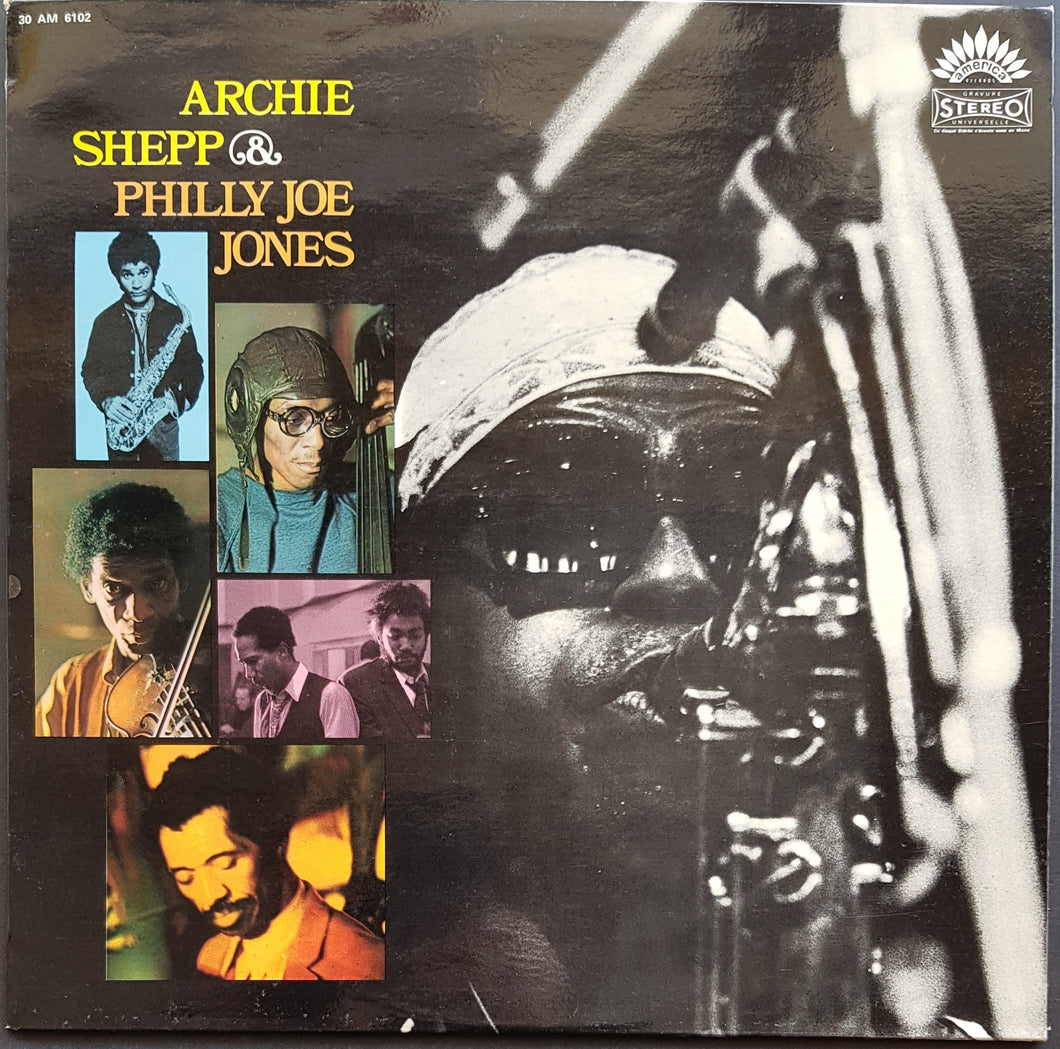 Archie Shepp - Archie Shepp & Philly Joe Jones