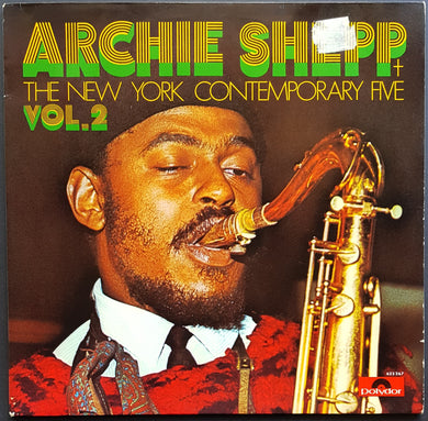 Archie Shepp - Archie Shepp +The New York Contemporary Five Vol.2