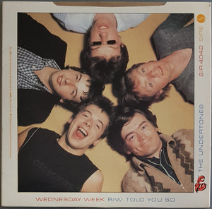 Undertones - Wednesday Week
