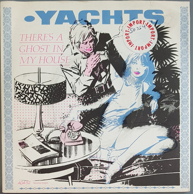 Yachts - There's A Ghost In My House