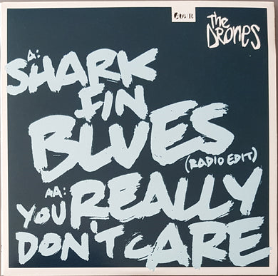 Drones  - Shark Fin Blues (Radio Edit)