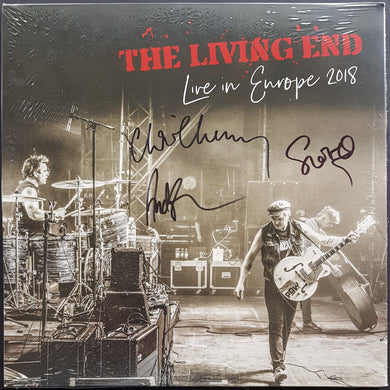 Living End  - Live In Europe 2018