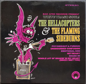 Hellacopters - White Trash Soul!
