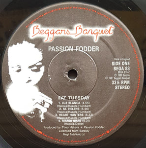 Passion Fodder  - Fat Tuesday
