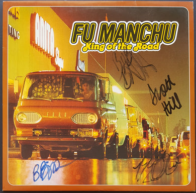 Fu Manchu - King Of The Road