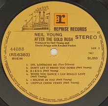 Load image into Gallery viewer, Young, Neil - After The Gold Rush